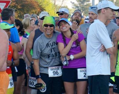 Sinith, Roy, and Me at the start