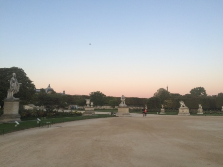 Tuileries: Gardens of the Louvre